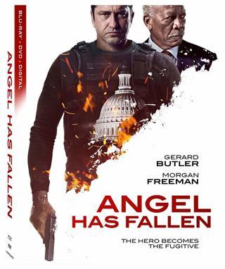 Angel Has Fallen (Digital HD Download Code Only) **Gerard Butler** **Morgan Freeman**