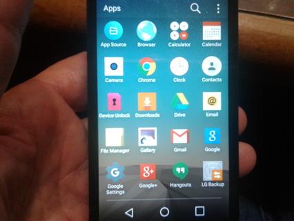 Free: LG Leon LEON T-Mobile (unlocked???) - Phones - Listia com