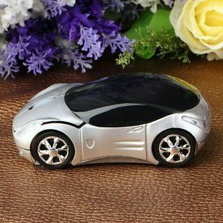 [GIN FOR FREE SHIPPING] 1000DPI Wireless Car Optical Mouse + USB Receiver