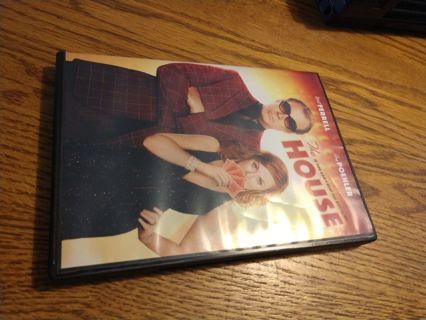 The House DVD