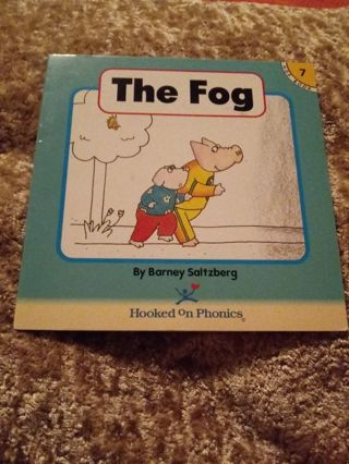 Used Children's Hooked On Phonics Book The Fog