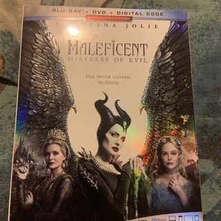 Maleficent Mistress of Evil the new one