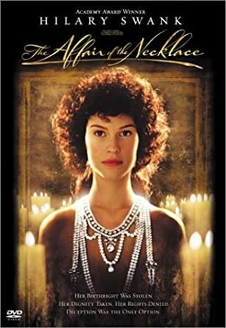 The Affair of the Necklace dvd