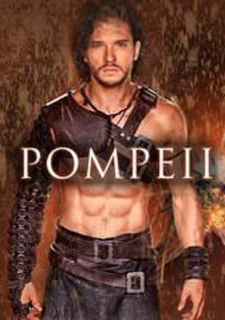 "Pompeii ""HD"" Digital Movie Code Only UV Ultraviolet Vudu ~ MA"