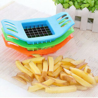Sale Stainless Steel Potato Slicer Cutter Chips Potato Cutting Device Frie Tools