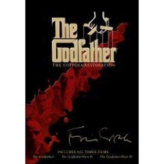 The Godfather I, II, III - The Coppola Restoration Giftset DVD