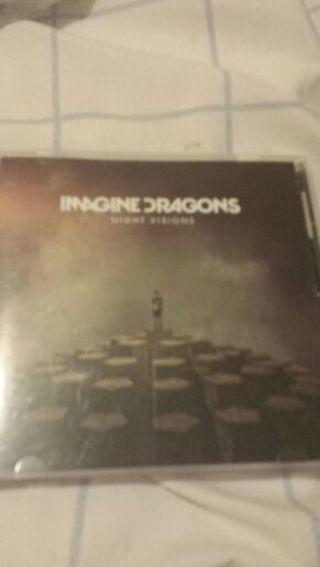 Imagine dragons cd night visions