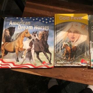 3 horse books