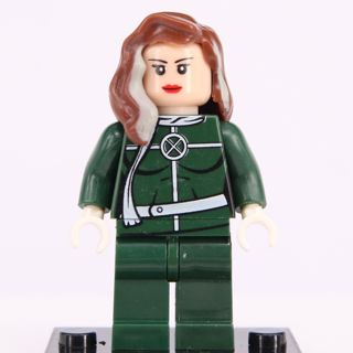 New Rogue Minifigure Building Toy Custom Lego