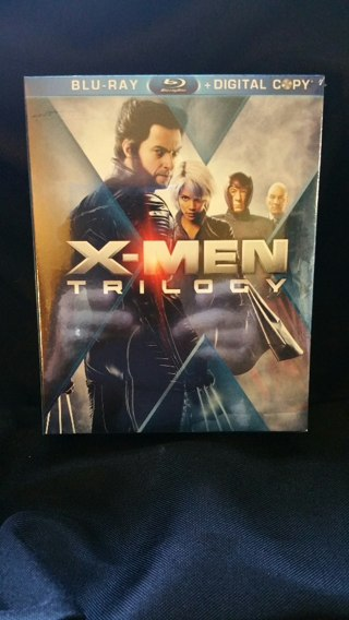 Free: X-MEN TRILOGY BLU RAY + DIGITAL COPY UNTOUCHED BRAND NEW IN