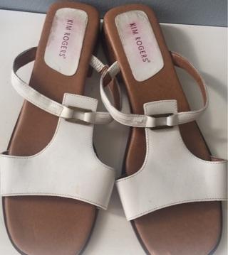 Kim Rogers Sandals 8.5 M