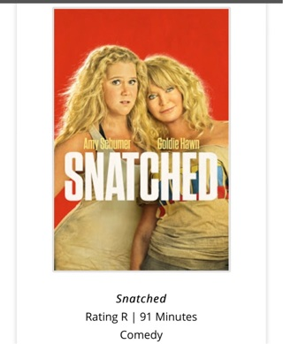 Snatched HD digital