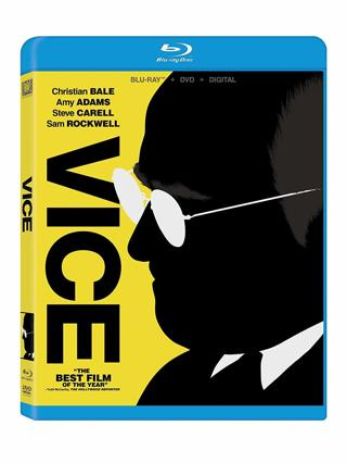 Vice (Digital HD Download Code Only) **Christian Bale** **Amy Adams** **Steve Carell**