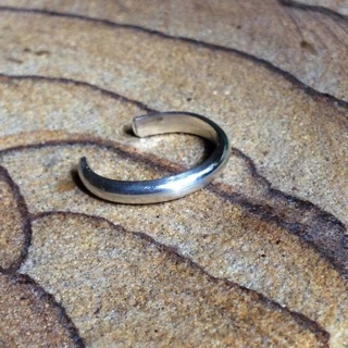 New Sterling Silver Toe Ring - You Need This!!!