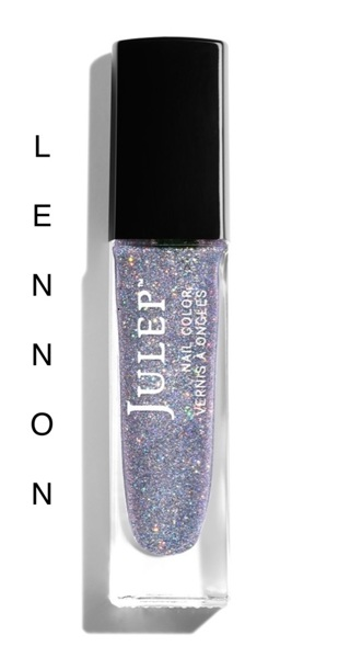 LENNON  Julep Nail Color Treat Polish Galactic Holographic Shimmer BNIB!