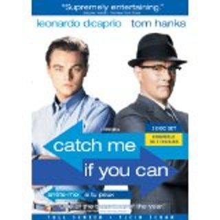 Catch me if you can dvd widescreen