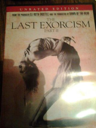 The Last Exorcism Part 2 uv code