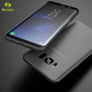 Benks Matte Transparent Ultra Thin Shockproof Case Cover For Samsung S8 S8Plus