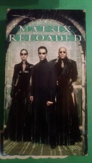 vhs matrix reloaded free shipping