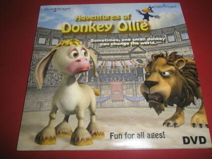 Donkey ollie dvd