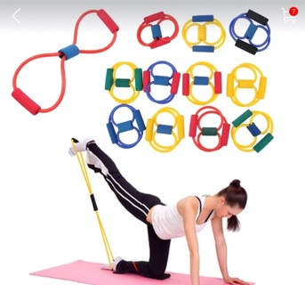 Resistance Training Yoga Pilates excersise Band