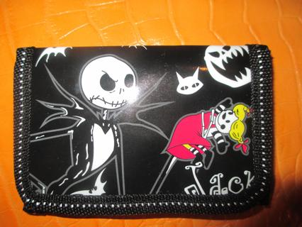 The Nightmare Before Christmas Zipper Wallet - Thurfy |Slot Nightmare Before Christmas