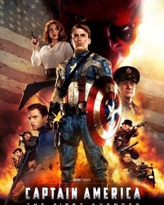 Captain America: The First Avenger HD digital copy code