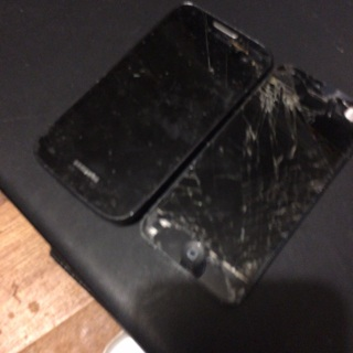 Phones for parts