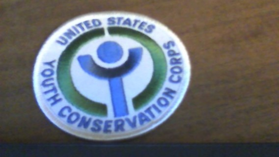 Youth Conservation Corps Patch