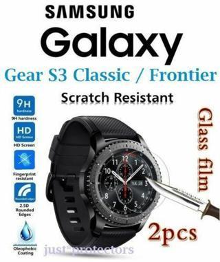 2xSamsung Galaxy Gear S2 S3 Classic/Fronti