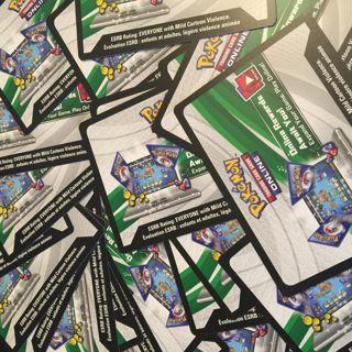 1 Random Pokemon Pack Code!! Pokemon Online Trading Card Game!! LOW GIN!!