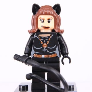 New Cat Woman Minifigure Building Toy Custom Lego