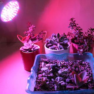 18W 18LED Full Spectrum Hydroponic Grow Light Indoor Plant Veg Lamp E14/E27/GU10