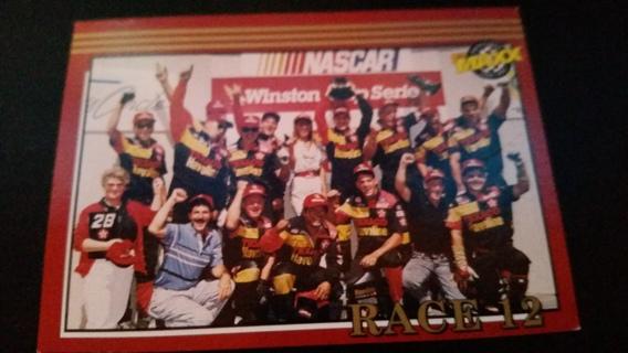 Nascar  Winston Series Race 12 - Sears Point