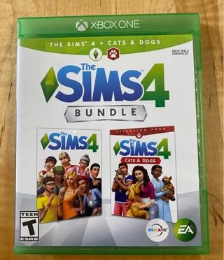 Sims 4 bundle