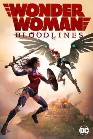 <~>Wonder Woman: Bloodlines Digital Movie Code<~>