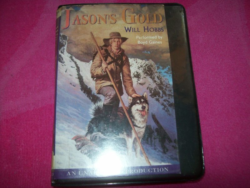 FREE: Jason's Gold by Will Hobbs - Audio Teen Book on Cassette Tape