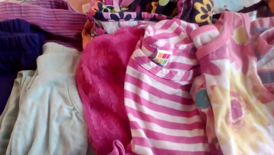 Girls Size (4 4T-5T) Clothing: GUC