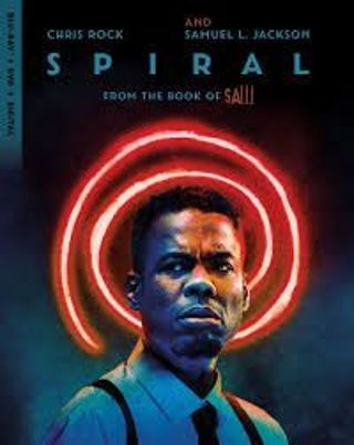 The Spiral Code from DVD/Blu Ray