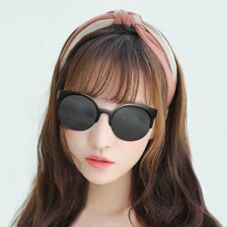 Cat Eye Sunglasses Eyewear Mirror Shades UV400 , Fashion Retro Womens Girls HD