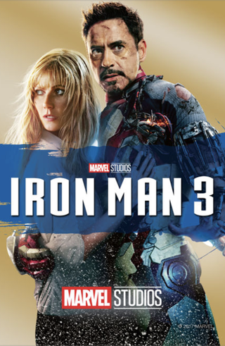Iron man 3 HD DMA Code