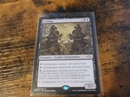 Magic the gathering mtg Endling rare card Kaldheim