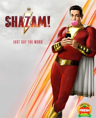 Shazam! UHD Digital Copy