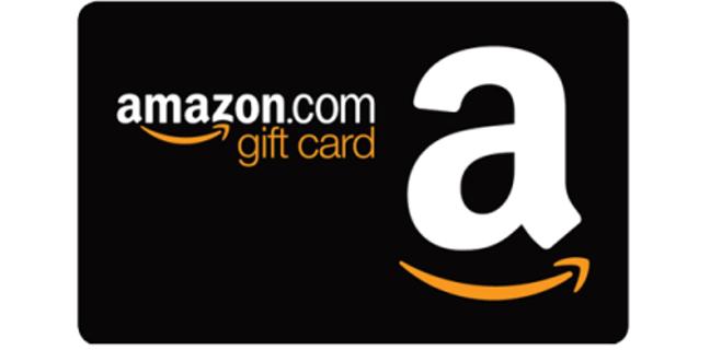 $100 Amazon Gift Card/e-code *GIN OPTION*