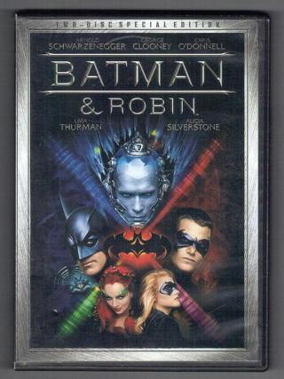Batman & Robin - 2-Disc Special Edition