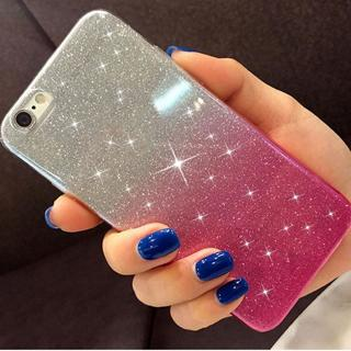 Lovely Girl Glitter Soft Silicone Case for Samsung Galaxy S8 S9 Plus A6 A8 A7 2018 A750 J2 Pro J8