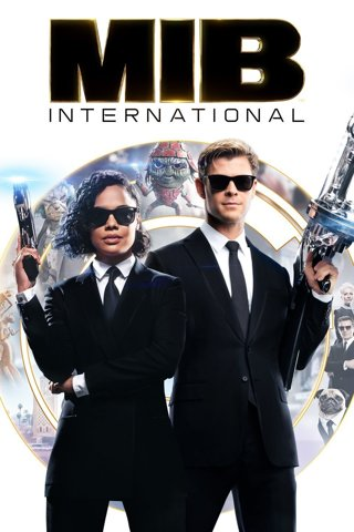 Men in Black International HD Digital Copy Code