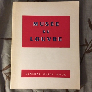 Musee Du Louvre general guide book