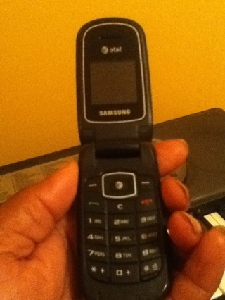 samsung flip phone instructions