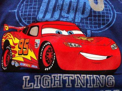 New with Tag Disney Pixar Cars T-Shirt Boy 3T 4T, GIN Bonus look!